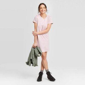 Universal Thread Dress T-shirt crew Lilac …